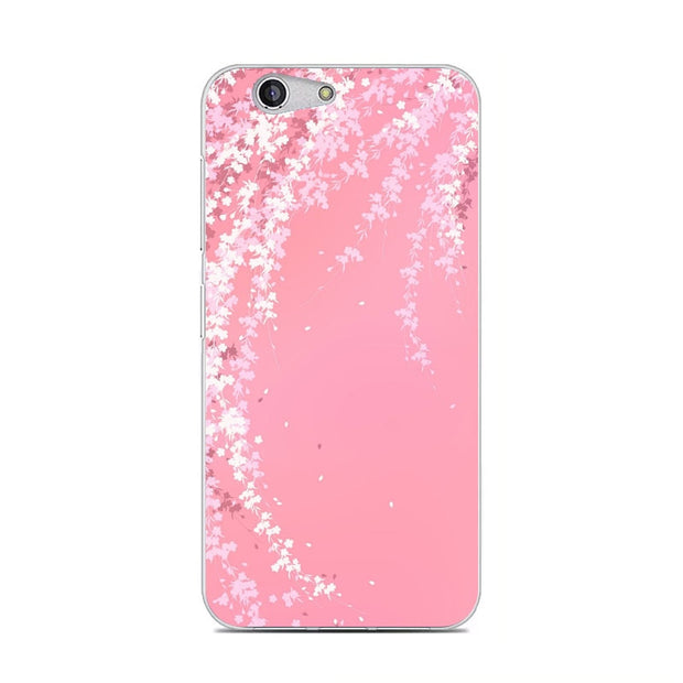 ZTE Blade Z10 Case,Silicon Colorful Plant Painting Soft TPU Back Cover For ZTE Blade Z10 Phone Protect Case Shell