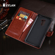 ZYLAN For Xiaomi Pocophone F1 Case Luxury Flip Wallet Leather Case For Xiaomi Pocophone F1 Cover Magnetic Phone Bags & GIFT