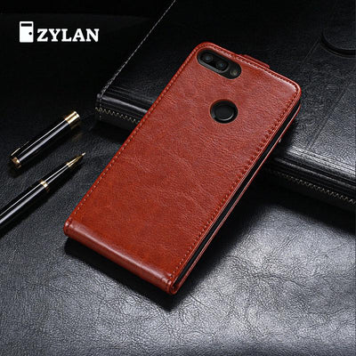 ZYLAN For Huawei Honor 9N Case Card Slots Luxury Vintage Phone Bag Cover Coque Wallet Leather Flip Case Funda Capa & GIFT
