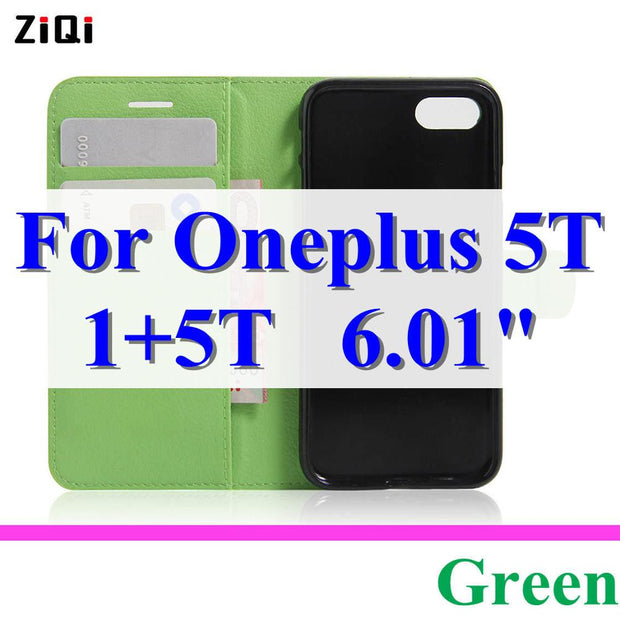 Green for oneplus5t