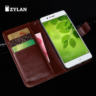 Zylan For Huawei Nova 2 Case Cover TPU Fundas Nova2 Case For Huawei Nova 2 Plus Case Nova 2 Plus Case Flip Leather /w Free Gift