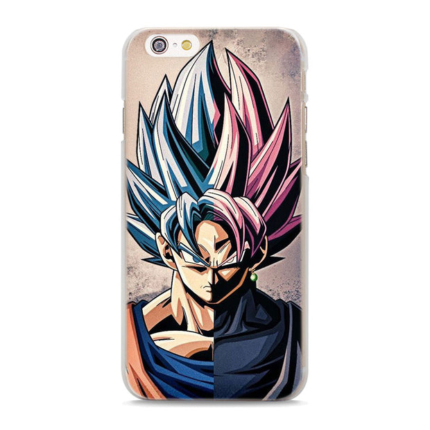 Dragon Ball Saiya Kogu Phone Cases Cover For Apple IPhone 7 8 6 6S Plus SE 5S X XR XS MAX Protector Hard Cover Case