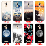 For ASUS Zenfone 3 Max ZC520TL Case,Silicon Scenery Painting Soft TPU Back Cover For ASUS ZC520TL Phone Protect Bags Shell