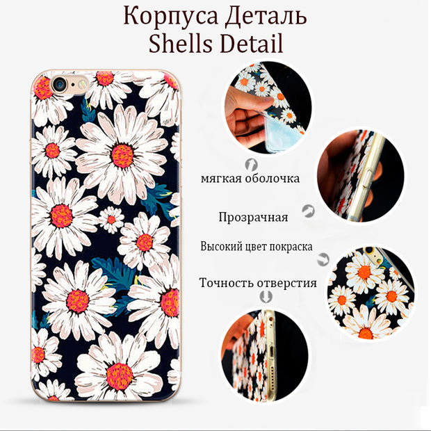 For Lenovo Vibe C2 K10A40 Case Golden Printing TPU Case Cover For
