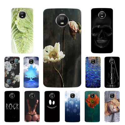 For Moto Motorola G5S XT1793 XT1794 XT1792 Phone Case Silicone Piano Printing Cover For Motorola G5S G 5S Soft Fundas
