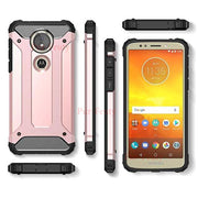 For Motorola Moto E5 XT 1944 Soft TPU With Hard PC Back Cover For Motorola Moto E5 PLUS XT1924-4 Case For Moto E5 Play XT1921-1