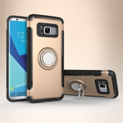 For Samsung Galaxy S7 Edge Armor Case Of The Protective Ring Type Silicone Gel The For Samsung Galaxy S8 Plus Note8 Fashion Case
