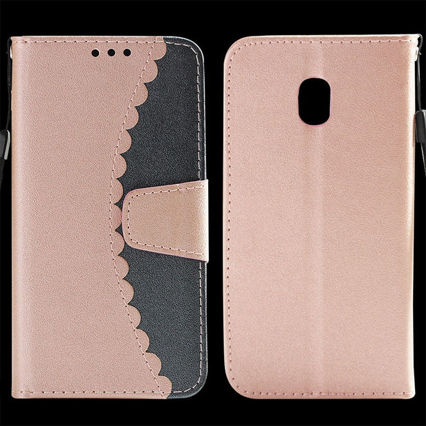 For Samsung J730f Case 2017 J730f Cover Sm-j730fm For Samsung Galaxy J7 2017 SM-J730FM J730FM SM-J730F Phone Bumper Case Filp