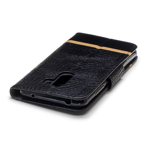 For Xiaomi Pocophone Poco F1 Case Mobile Wallet For Smartphone Pocophone Poco F 1 M1805E10A 75.5x155.7x8.9 Mm Flip Phone Cover