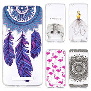 For Xiaomi Redmi 4A Phone Cases For Xiaomi Redmi 4a Silicon Cover Fashion Girl Cat Rose TPU Shell Bag Coque Capinha Etui Hoesjes