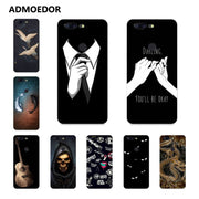 For Oneplus 5t Case,Silicon Bandersnatch Painting Soft TPU Back Cover For Oneplus 5t Phone Protect Bags Shell