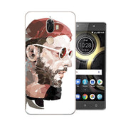 Lenovo K8 Note Case,Silicon Look Cat Painting Soft TPU Back Cover For Lenovo K8 Plus Phone Protect Case Shell