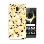 Lenovo K8 Note Case,Silicon Popular Whimsy Painting Soft TPU Back Cover For Lenovo K8 Plus Phone Protect Case Shell
