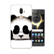 Lenovo K8 Note Case,Silicon Panda Painting Soft TPU Back Cover For Lenovo K8 Plus Phone Protect Bags Shell