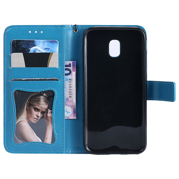 Sm-j730fm For Samsung Galaxy J730f Case SM-J730FM J730FM SM-J730F Phone Bumper Case Filp For Samsung J7 2017 730 2017 J730 Cover
