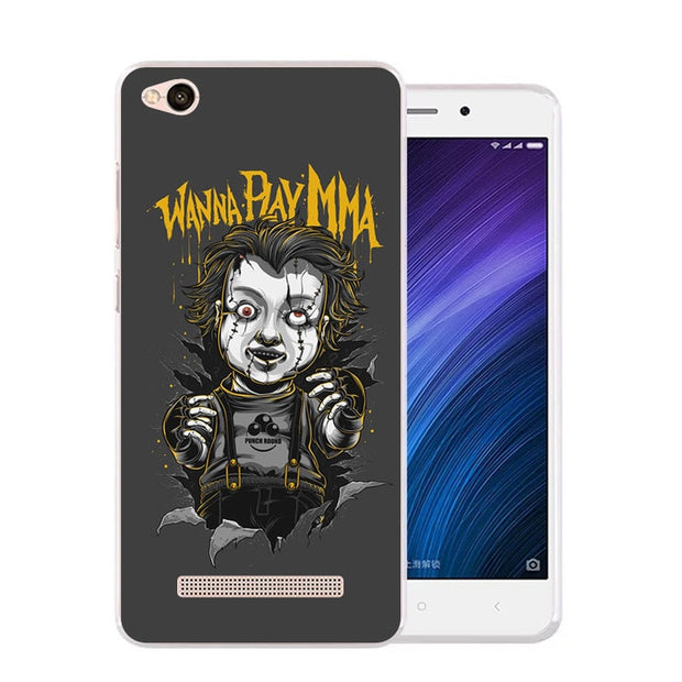 Xiaomi Redmi 5a Case,Silicon Phanton Cartoon Painting Soft TPU Back Cover For Xiaomi Redmi 5a Phone Fitted Bags Shell