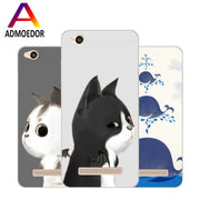 Xiaomi Redmi 5a Case,Silicon Popular Whimsy Painting Soft TPU Back Cover For Xiaomi Redmi 5a Phone Protect Case Shell