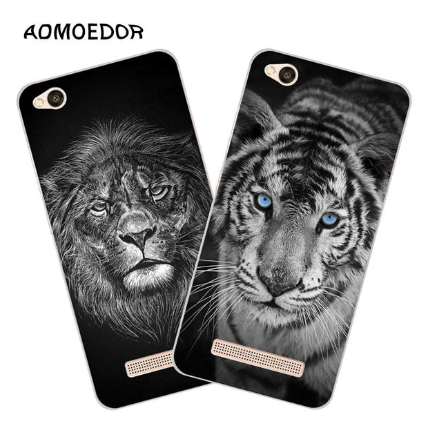 Xiaomi Redmi 5a Case,Silicon Bandersnatch Painting Soft TPU Back Cover For Xiaomi Redmi 5a Phone Fitted Bags Shell