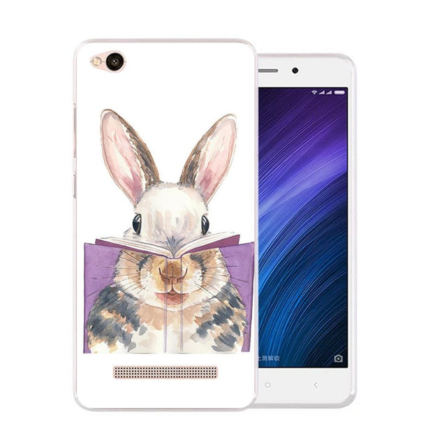 Xiaomi Redmi 5a Case,Silicon Panda Painting Soft TPU Back Cover For Xiaomi Redmi 5a Phone Protect Bags Shell