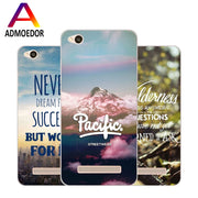 Xiaomi Redmi 5a Case,Silicon Scenery Painting Soft TPU Back Cover For Xiaomi Redmi 5a Phone Protect Bags Shell