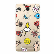 Xiaomi Redmi Note 3 Pro Case,Silicon Cartoon Painting Soft TPU Back Cover For Redmi Note 3 Transparent Phone Bags