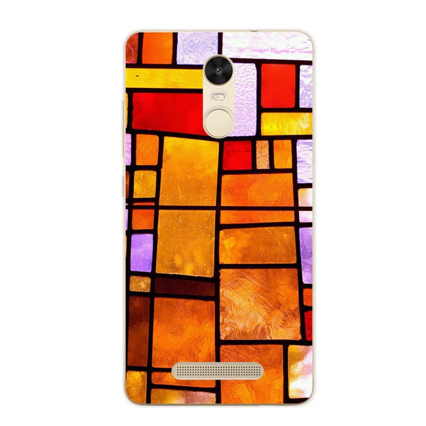 Xiaomi Redmi Note 3 Pro Case,Silicon Graffiti 3D Relief Painting Soft TPU Back Cover For Redmi Note 3 Transparent Phone Bags