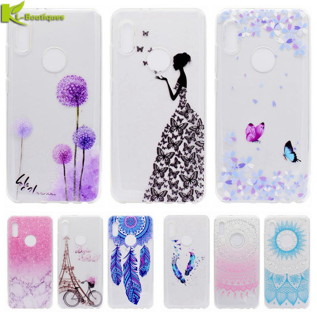 Xiaomi Redmi Note 5 Case On SFor Xiaomi Redmi Note 5 Pro Fundas Cover Slim Cute Butterfly Soft TPU Silicone Case Cover Coque