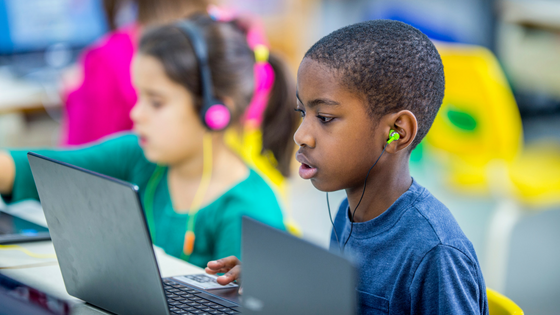 Listen up! Audio texts and how they enhance literacy