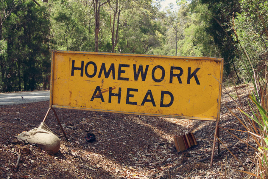 The pros and cons of homework