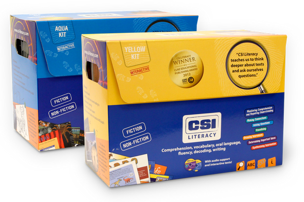 CSI Literacy Kits