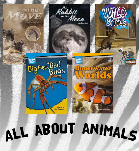 2021 – All About Animals set