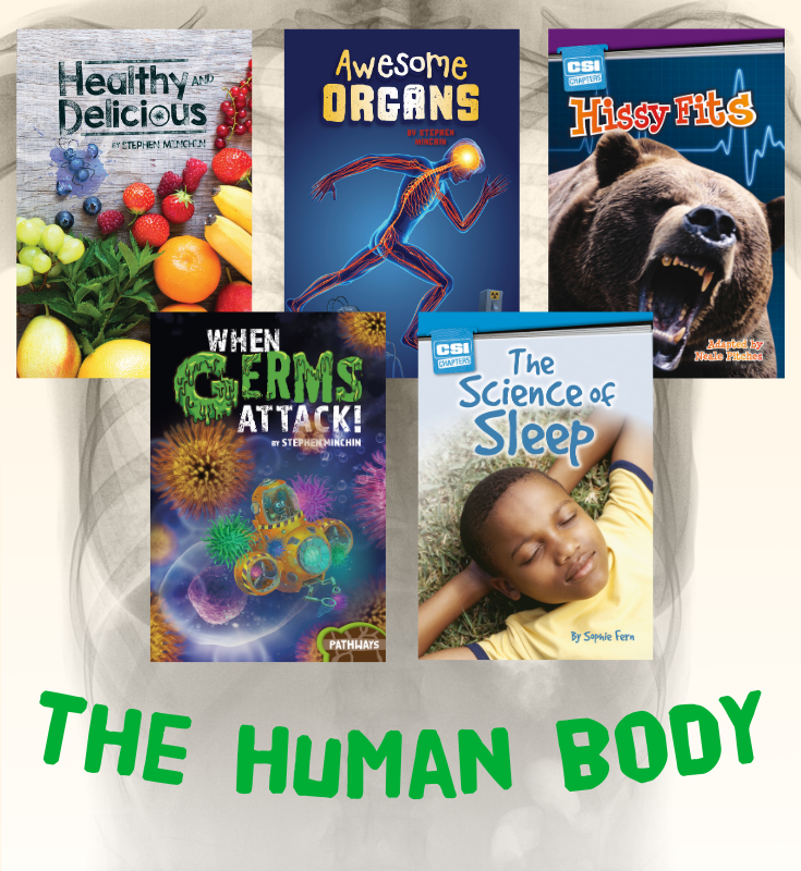 2021 – The Human Body set