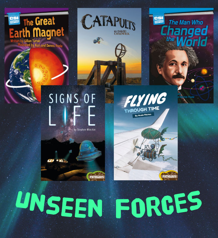 2021 – Unseen Forces set