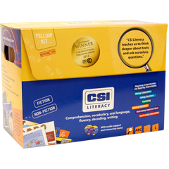 CSI Literacy Kit: Yellow (Year 4)