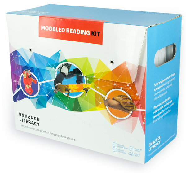 Enhance Literacy: Modeled Reading Kit