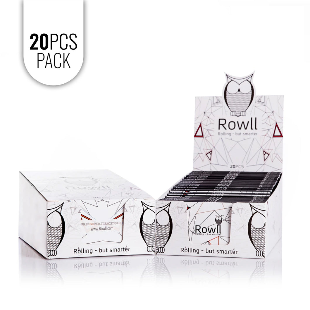 ROWLL all in 1 Rolling Kit (20 PCS PACK) - Rowll - Rolling but smarter