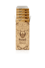 Load image into Gallery viewer, Rowll Unbleached Rolling Papers 5 pack