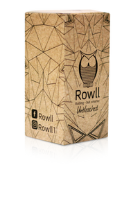 Rowll Unbleached Rolling Papers 5 PACK