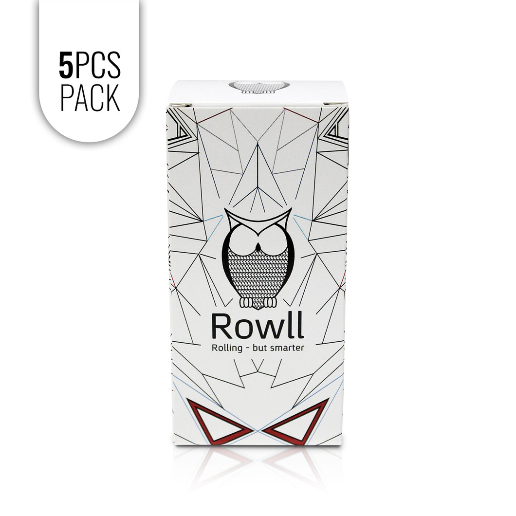 ROWLL all in 1 Rolling Kit (5 PCS PACK) - Rowll - Rolling but smarter