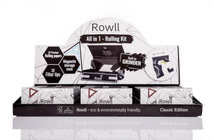 ROWLL all in 1 Rolling Kit 60 pcs Mega Pack - Rowll - Rolling but smarter