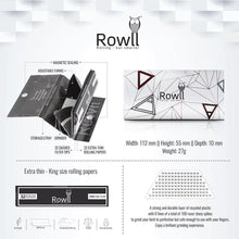 Load image into Gallery viewer, ROWLL all in 1 Rolling Kit (20 PCS PACK) - Rowll - Rolling but smarter