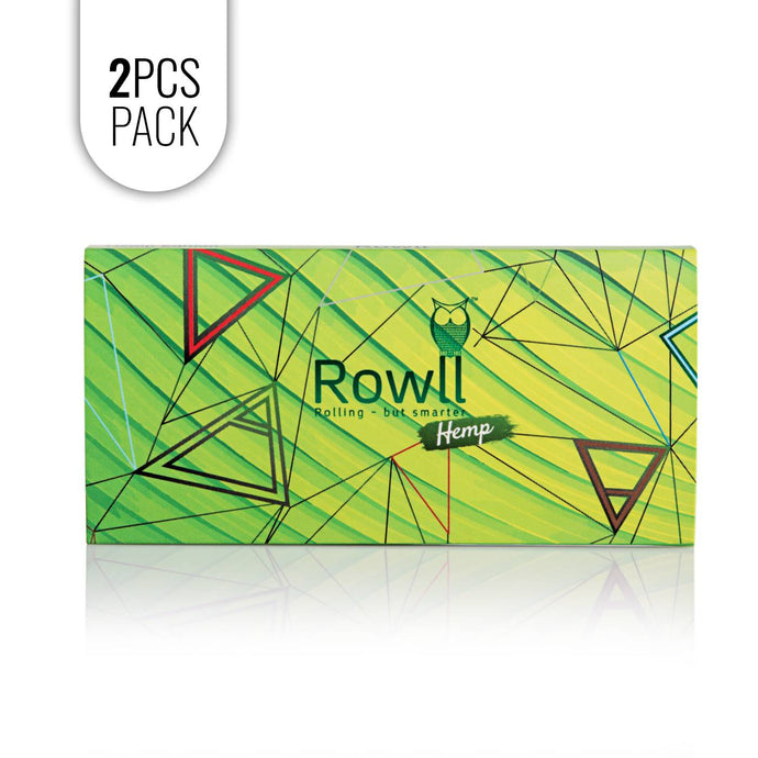 ROWLL all in 1 Rolling Kit Hemp (2 PCS) - Rowll - Rolling but smarter