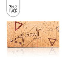 Load image into Gallery viewer, ROWLL all in 1 Rolling Kit Unbleached (2 PCS) - Rowll - Rolling but smarter