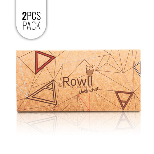 ROWLL all in 1 Rolling Kit Unbleached (2 PCS) - Rowll - Rolling but smarter