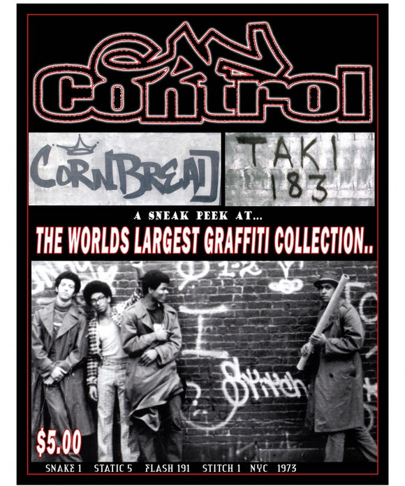 CAN CONTROL 2010 - Graffiti Art Magaazine