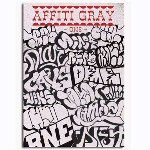AFFITI GRAY DVD - A Classic Must Have..
