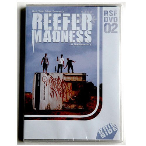 REEFER MADNESS - Graffiti DVD