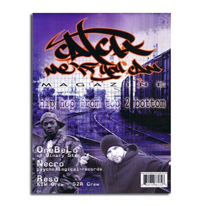 CATCH ME IF YOU CAN #1 Graffiti Magazine