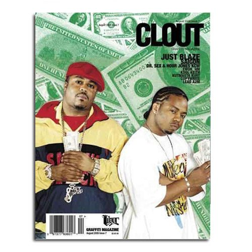 CLOUT MAGAZINE ISSUE 07 -  Graffiti Art Magazine