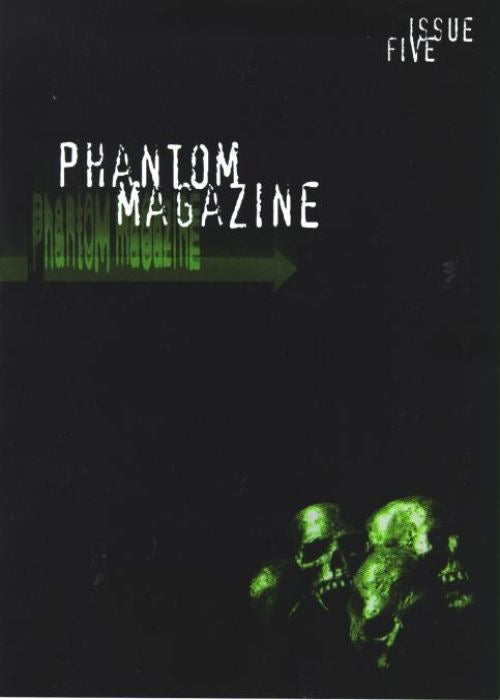 Phantom Graffiti Magazine - Issue 5
